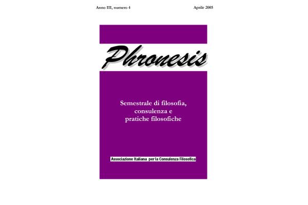 Anno III, numero 4, 2005